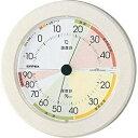 エンペックス EMPEX INSTRUMENTS EX-2861 温湿度計 スーパーEX [アナログ][EX2861]