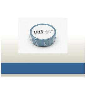 カモ井加工紙 KAMOI mt マスキングテープ(浅縹(あさはなだ)) MT01P198