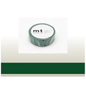 カモ井加工紙 KAMOI mt マスキングテープ(ピーコック) MT01P204