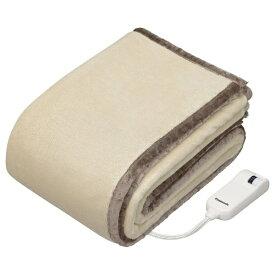 パナソニック Panasonic DB-RM3M 電気毛布 ベージュ [シングルサイズ /掛・敷毛布][DBRM3M] panasonic