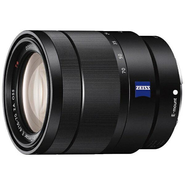 ソニー SONY カメラレンズ Vario-Tessar T* E 16-70mm F4 ZA OSS【ソニーEマウント(APS-C用)】[SEL1670Z]