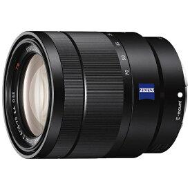 ソニー SONY カメラレンズ T* E 16-70mm F4 ZA OSS APS-C用 Vario-Sonnar ブラック SEL1670Z [ソニーE /ズームレンズ][SEL1670Z]