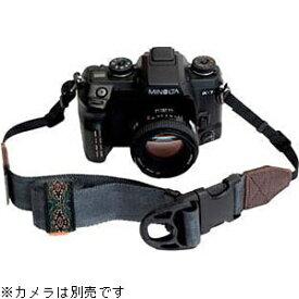 DIAGNL ニンジャ カメラストラップ 38mm(レザー チャコール)