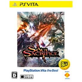 ソニーインタラクティブエンタテインメント Sony Interactive Entertainmen SOUL SACRIFICE(ソウル・サクリファイス) PlayStation Vita the Best【PS Vitaゲームソフト】