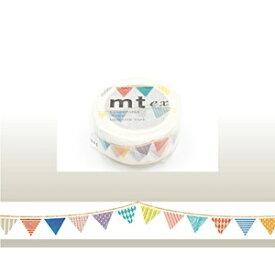 カモ井加工紙 KAMOI mt ex マスキングテープ(フラッグ) MTEX1P82