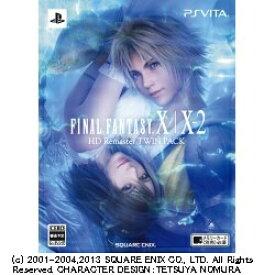スクウェアエニックス SQUARE ENIX FINAL FANTASY X/X-2 HD Remaster TWIN PACK 【PS Vitaゲームソフト】[F.F.XX2HDREMASTERTWI]