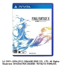 スクウェアエニックス SQUARE ENIX FINAL FANTASY X HD Remaster 【PS Vitaゲームソフト】[F.F.XHDREMASTER]