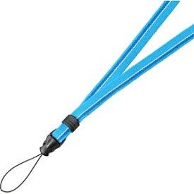 エツミ ETSUMI ネックストラップ チェアフル(ブルー) E-2205[E2205ネックストラップチェアフルフ]