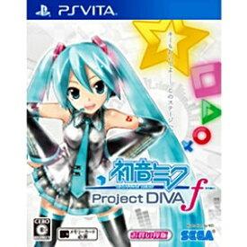セガ SEGA 初音ミク -Project DIVA- f お買い得版【PS Vitaゲームソフト】