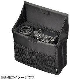 ハクバ HAKUBA フォールディングインナーソフトボックス D(ブラック) KCS-38DBK[KCS38DBK]