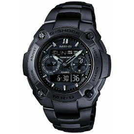 カシオ CASIO MR-G(G-ショック) 「TOUGH MVT. MULTI BAND 6」 MRG-7700B-1BJF【日本製】[MRG7700B1BJF]