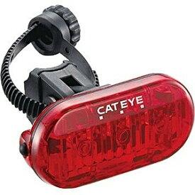 キャットアイ CATEYE 補助ライト フラッシングライト セーフティライト オムニ 3 Omni 3 Front (レッドLED)TL-LD135-R[TLLD135R]