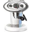 イリー illy X7.1 カプセル式コーヒーメーカー ILLY(イリー)FrancisFrancis! ホワイト[ILLYフランシスフランシスX7.1シロ]
