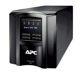 シュナイダーエレクトリック Schneider Electric UPS 無停電電源装置 Smart-UPS 500VA LCD 100V SMT500J[SMT500J]
