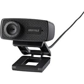 BUFFALO バッファロー BSWHD06M ウェブカメラ ブラック [有線][BSWHD06MBK]