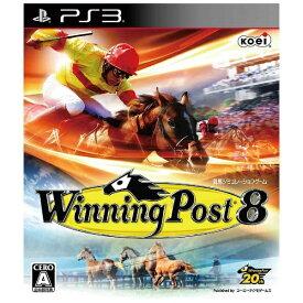 コーエーテクモゲームス KOEI Winning Post 8 通常版【PS3ゲームソフト】[WINNINGPOST8]