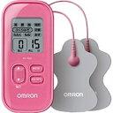【送料無料】 オムロン 低周波治療器 HV-F021-PK ピンク[HVF021PK]