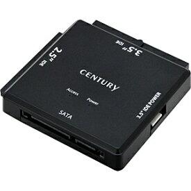 センチュリー Century Corporation 変換アダプター [IDE HDD ⇒ SATA] これdo台シリーズ用 2.5&3.5IDE HDD→ SATA変換アダプター KDA-IDE【バルク品】 [KDAIDE]