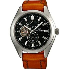 オリエント時計 ORIENT オリエントスター(Orient Star)×ソメスサドル セミスケルトン WZ0101DK[WZ0101DK]