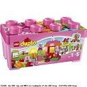 レゴジャパン LEGO(レゴ) 10571 デュプロ ピンクのコンテナデラックス