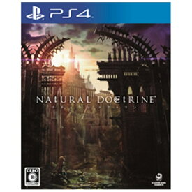 角川ゲームス KADOKAWA GAMES NAtURAL DOCtRINE【PS4ゲームソフト】[NATURALDOCTRINE]