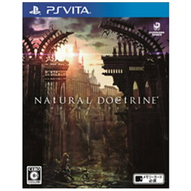 角川ゲームス KADOKAWA GAMES NAtURAL DOCtRINE【PS Vitaゲームソフト】[NATURALDOCTRINE]