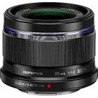 オリンパス OLYMPUS カメラレンズ 25mm F1.8 M.ZUIKO DIGITAL(ズイコーデジタル) ブラック [マイクロフォーサーズ /単焦点レンズ][25MMF1.8]