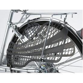 ブリヂストン BRIDGESTONE 26型自転車対応 フットガード(スモーク) DG-LD26 SM[DGLD26]