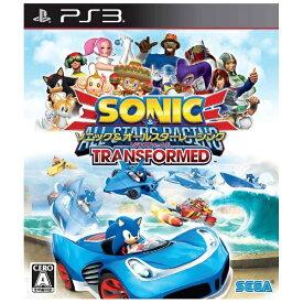 セガゲームス ソニック&オールスターレーシング TRANSFORMED【PS3ゲームソフト】