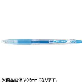 パイロット PILOT [ゲルインキボールペン] ジュース(ボール径:細字0.7mm) ライトブルー LJU-10F-LB[LJU10FLB]