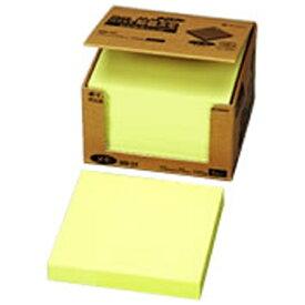 ニチバン NICHIBAN ポイントメモ[再生紙シリーズ]ビジネスパック(100枚×5冊入/イエロー) MB-2Y[MB2Y]