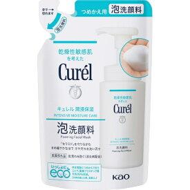 花王 Kao curel(キュレル)泡洗顔料(130ml) つめかえ用[泡洗顔]【wtcool】