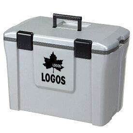 ロゴス LOGOS アクションクーラー25(グレー/25L) 81448013