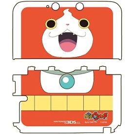 プレックス PLEX 妖怪ウォッチ NINTENDO 3DS LL専用 カスタムハードカバー ジバニャン Ver.【3DS LL】