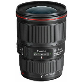 キヤノン CANON カメラレンズ EF16-35mm F4L IS USM ブラック [キヤノンEF /ズームレンズ][EF163540LIS]