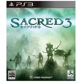 スパイクチュンソフト Spike Chunsoft セイクリッド3【PS3ゲームソフト】