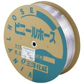 三洋化成 SANYOKASEI 透明ホース7×9 100mドラム巻[TM79D100T]