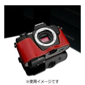 Kカンパニー 本革カメラケース 【オリンパス OM-D E-M10用】(レッド) XS-CHEM10R[XSCHEM10R]