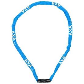 AXA アクサ AXA Rigid RCC120 チェーンロック リジットダイアル式(120cm/ブルー)[RIGIDRCC120DIAL]