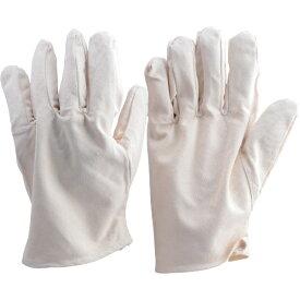 トラスコ中山 綿布手袋厚手 フリーサイズ TCG2