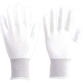 トラスコ中山 ウレタンフィット手袋 指先コート Mサイズ TGL293M