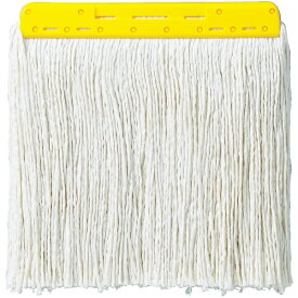 トラスコ中山 モップ K−E8−300 黄色 KE8300Y