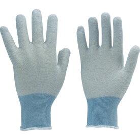 トラスコ中山 静電気対策用手袋 ノンコートタイプ Sサイズ TGL2995S