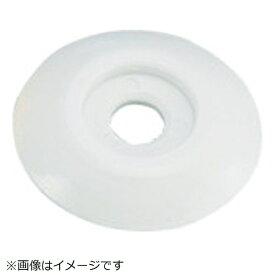 トラスコ中山 ポイントベース NO.2 白 TPB2W (1パック20枚)