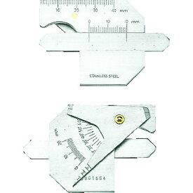 トラスコ中山 溶接ゲージ 寸法測定精度±0.4 TWG1