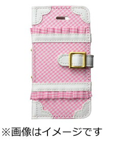 サンクレスト SUNCREST iPhone 5c/5s/5用 Girls i トランクカバー (ギンガムチェック) iD5S-BC29[ID5SBC29]