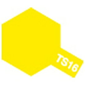 タミヤ TAMIYA タミヤカラースプレー TS16イエロー