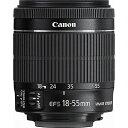 【送料無料】 キヤノン CANON 交換レンズ EF-S 18-55mm F3.5-5.6 IS STM【キヤノンEFマウント(APS-C用)】[EFS1855ISSTM]