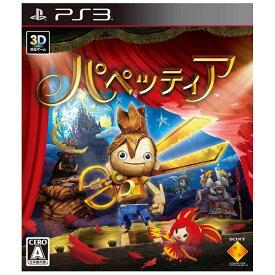 ソニーインタラクティブエンタテインメント Sony Interactive Entertainmen パペッティア【PS3ゲームソフト】