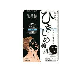 クラシエ Kracie 肌美精 うるおい浸透マスク ひきしめ (4枚入)
